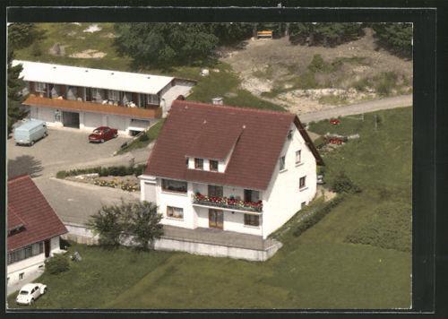 schöne AK Eisenbach, Gasthaus Linde