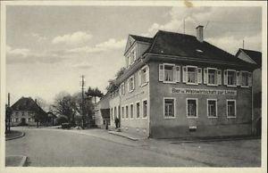 40817580 Kenzingen Kenzingen Gasthaus zur Linde * Kenzingen