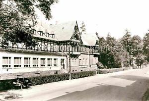 32608888 Alexisbad Harz Cafe Exquisit und Hotel Linde Harzgerode