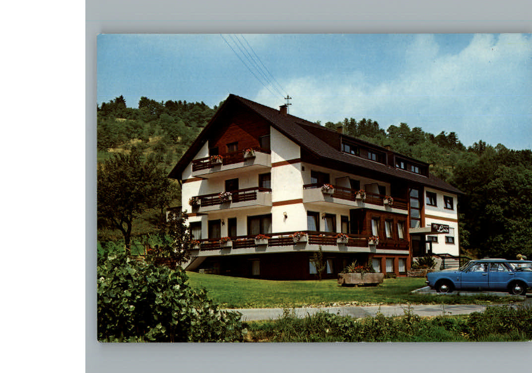 31151710 Biberach Baden Gasthaus Linde Biberach Kinzigtal