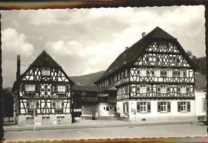 40462240 Oberkirch Baden Oberkirch i. Baden Gasthof Obere Linde   Oberkirch