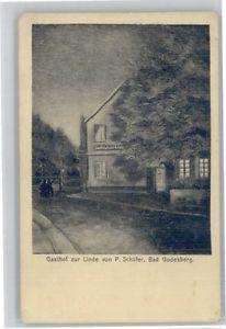 40662702 Bad Godesberg Bad Godesberg Gasthof Zur Linde * Bonn