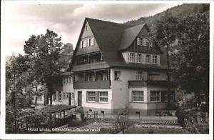 41205340 Ottenhoefen Schwarzwald Hotel Linde Ottenhoefen im Schwarzwald