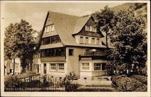 Ak Offenhöfen im Schwarzwald Ortenaukreis, Hotel Linde, Bes. B.... - 10096747