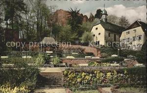 41575968 Lindenfels Odenwald Kurgarten Luftkurort Die Perle des Odenwaldes Linde