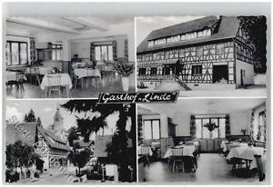 51663958 - Waldulm Gasthaus Linde