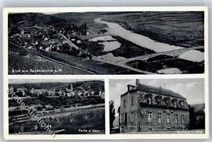 51288933 - Randersacker Gasthaus zur Linde, Kahn, Bruecke Preissenkung