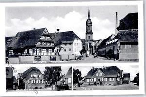51503133 - Schuttern , Baden Gasthaus zur Linde Rathaus Preissenkung