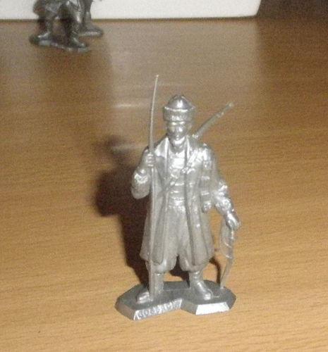 COSSACK 1 Soldat Vintage Serie Wundertüte Hersteller Manurba Linde Titze Marx ?