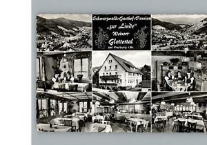 31153702 Ohrensbach Gasthof zur Linde Glottertal