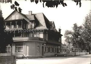 72069742 Sitzendorf Thueringen HO Hotel Zur Linde Sitzendorf Schwarzatal