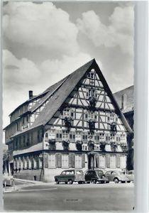 40709957 Ebingen Ebingen Hotel Linde * Albstadt