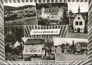 41254426 Gemuenden Taunus Gasthof zur Linde Weilrod