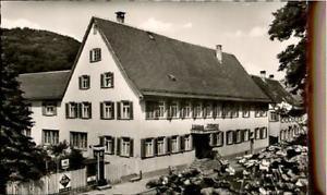 40288258 Nagold Nagold Gasthof Linde ungelaufen ca. 1955 Nagold
