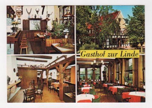 MA 15080311 Gasthof zur Linde Rosendorf Seppenrade Veltins Werbung