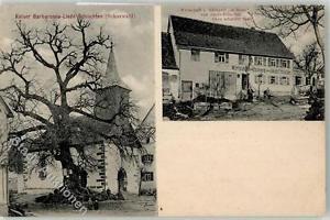 51885151 - Schlichten Kaiser Barbarossa Linde Gasthaus zur Rose Baeckerei  Preis