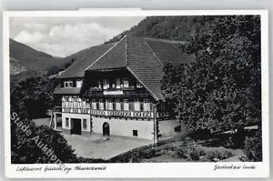 51050136 - Gutach (Schwarzwaldbahn) Gasthof zur Linde Preissenkung