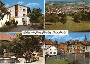 41225852 Tann Rhoen Pension Zur Linde Tann (Rhoen)