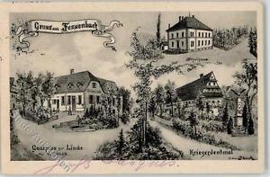52053160 - Fessenbach Gasthaus zur Linde Inhaber W. Mueller Schulhaus Kriegerden