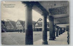 51387655 - Freudenstadt Gasthaus Zur Linde Marktplatz Preissenkung