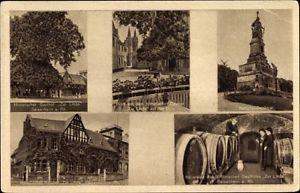 Ak Geisenheim am Rhein Hessen, Gasthof Zur Linde,... - 10083962