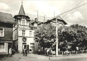 32351989 Finsterbergen Hotel Zur Linde Finsterbergen Thueringer Wald