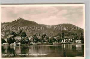 42861134 Bodman Bodensee Hotel Linde Landestelle Bodman-Ludwigshafen