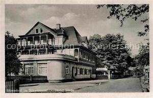 32624843 Sitzendorf Thueringen Hotel Linde Sitzendorf Schwarzatal