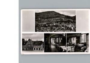 31156983 Klaffenbach Rudersberg Gasthof - Pension Zur Linde Rudersberg