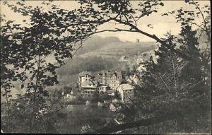 40646792 Lindenfels Odenwald Lindenfels Sanatorium Kurhaus Klaus Schmitt * Linde