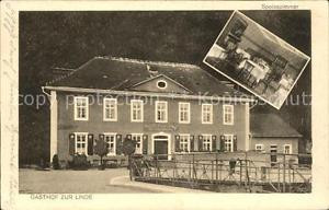 31841323 Bad Karlshafen Gasthof zur Linde Speisezimmer  Bad Karlshafen