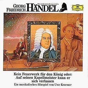 KRAEMER/QUADFLIEG/WALCHA/RICHTER/LINDE/+ - HÄNDEL: KEIN FEUERWERK  CD NEW