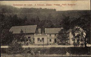 Ak Altena im Märkischen Kreis, Restaurant zur Linde, A. Schmale,... - 1372874