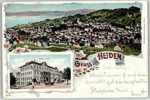 52075562 - Heiden Hotel Linde  Preissenkung