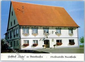 51431707 - Steinhausen b Bad Schussenried Gasthaus Linde Preissenkung