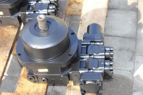 Linde HMV 63, Fahrmotor zu Linde GK 27