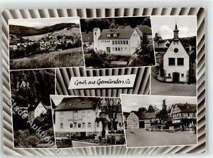 52028078 - Gemuenden , Kr Usingen, Taunus Gasthaus zur Linde  Preissenkung