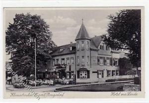 39056141 - Rengsdorf mit Hotel zur Linde gelaufen von 1939. Leichter Bug unten l