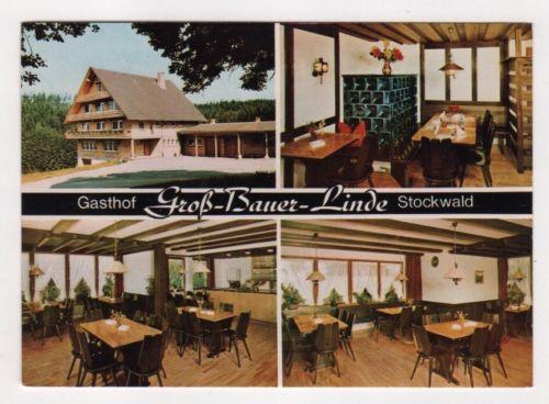 MA 15081502 Gasthof Groß-Bauer Linde St. Georgen Peterzell Schwarzwald