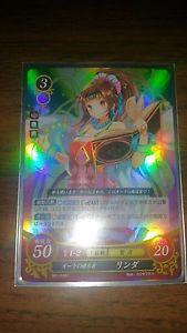 TCG Card Fire Emblem 0 Cipher Part-1 Rinda/Linde/Linda B01-035R