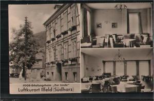 """55921  Ilfeld (Südharz) - FDGB-Erholungsheim """"Zur Linde"""""""