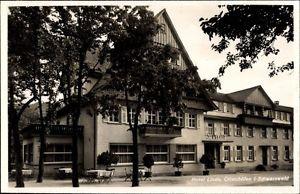 Ak Ottenhöfen im Schwarzwald, Außenansicht des Hotel Linde, Inh.... - 1323824