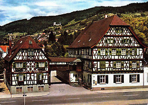 A378) Oberkirch/Renchtal Hotel Obere Linde