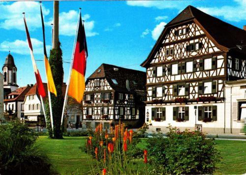 Oberkirch im Renchtal , Hotel , Obere Linde, Ansichtskarte