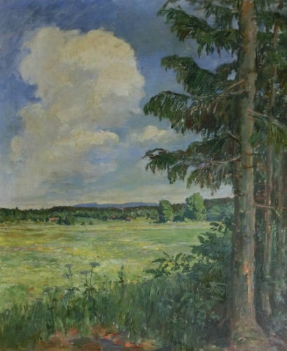 De Munich Escuela - Am Linde Del Bosque
