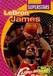 LeBron James by Barbara M. Linde Paperback Book (English)
