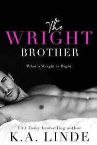 The Wright Brother by K.A. Linde Paperback Book (English)