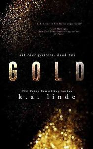 Gold by K.A. Linde Paperback Book (English)