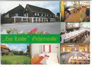 """Ak  GEHRENRODE   Gasthaus  """"Zur Linde""""      (   ..72  180 )"""