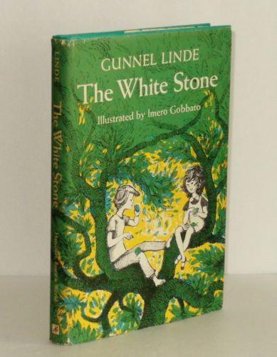 The White Stone Gunnel Linde Nils Holgersson Award Sweden Children English HC DJ